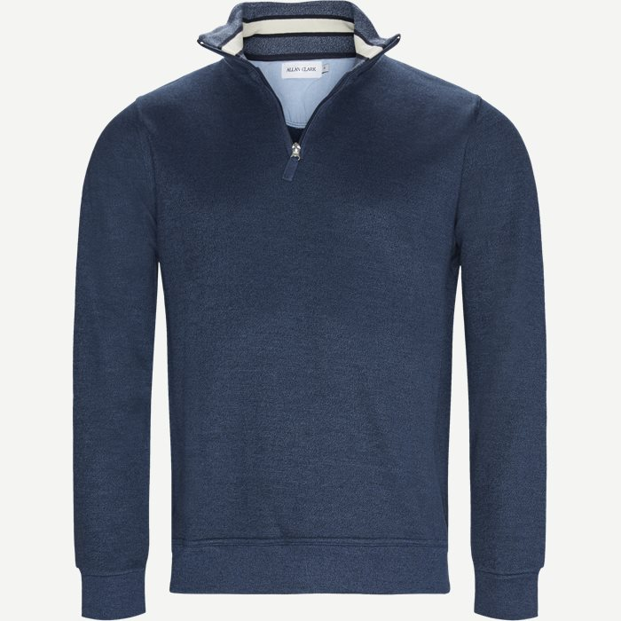 Bilbao Sweatshirt - Sweatshirts - Regular - Denim
